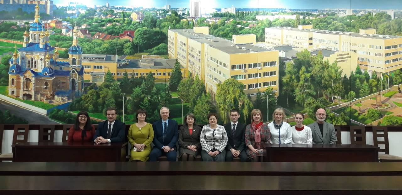3.02-6.02.2019 Meeting and exchange of experience with scientists from the University of Vytautas Magnus Kaunas, Republic of Lithuania